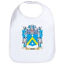Odin Coat of Arms - Family Crest Bib