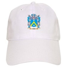 Odin Coat of Arms - Family Crest Baseball Cap