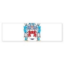O'Donnelly Coat of Arms - Family Cr Bumper Bumper Sticker