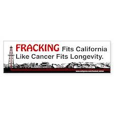Fracking Fits CA Like Cancer Fits Longevity Bumper