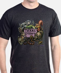 Funny Texas critters T-Shirt