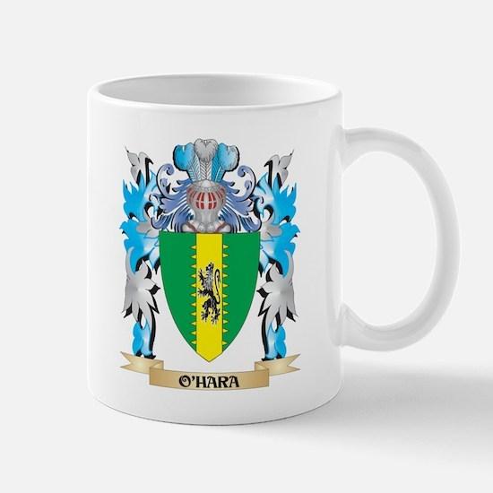 O'Hara Coat of Arms - Family Crest Mugs