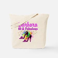 GLAMOROUS 60TH Tote Bag
