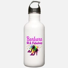 GLAMOROUS 60TH Water Bottle