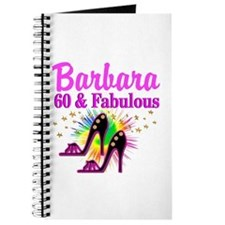GLAMOROUS 60TH Journal