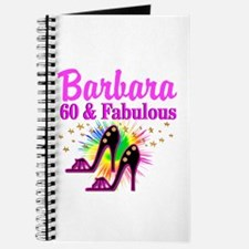 GLAMOROUS 60TH Journal