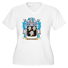 O'Kennedy Coat of Arms - Family Plus Size T-Shirt