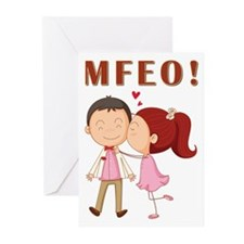 MFEO Greeting Cards