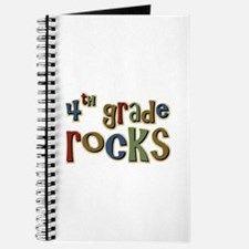 4th Grade Rocks Fourth School Journal