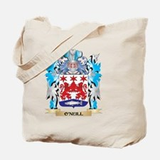 O'Neill Coat of Arms - Family Crest Tote Bag