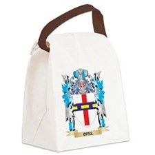 Opel Coat of Arms - Family Crest Canvas Lunch Bag