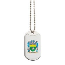 O'Quinn Coat of Arms - Family Crest Dog Tags