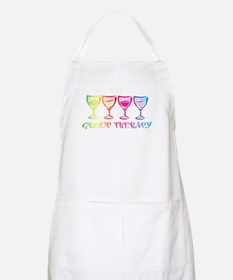 Wine Group Therapy 2 BBQ Apron