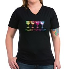Wine Group Therapy 2 Shirt