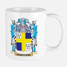 Osbourne Coat of Arms - Family Crest Mugs