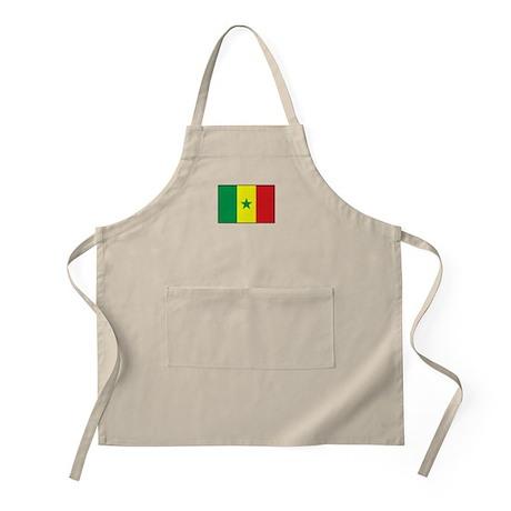 Senegal Flag - Gambia BBQ Apron