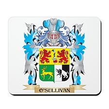 O'Sullivan Coat of Arms - Family Crest Mousepad