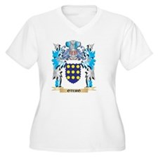 Otero Coat of Arms - Family Cres Plus Size T-Shirt