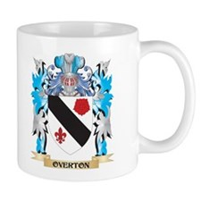 Overton Coat of Arms - Family Crest Mugs