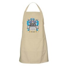 Oyler Coat of Arms - Family Crest Apron