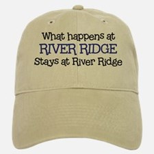 River Ridge 1 - Baseball Baseball Cap