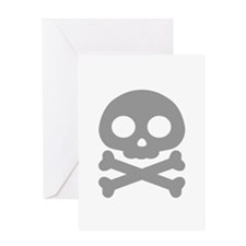 Deadly Dangerous Greeting Card