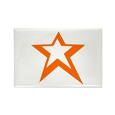 Victory Star Rectangle Magnet