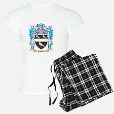 Paige Coat of Arms - Family pajamas