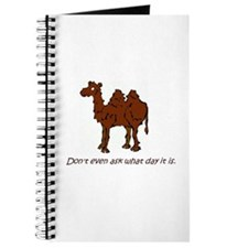 CAMEL - Don't even ask what day it is Journal