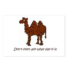 CAMEL - Don't even ask wh Postcards (Package of 8)