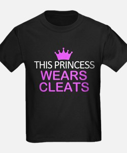This Princess Wears Cleats T