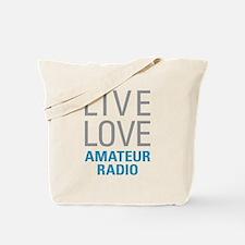 Amateur Radio Tote Bag