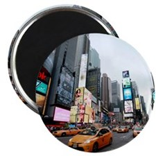 Super! Professional photo Times Square NYC Magnets