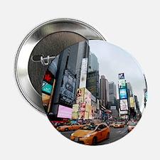 "Super! Professional photo Times Squar 2.25"" Button"