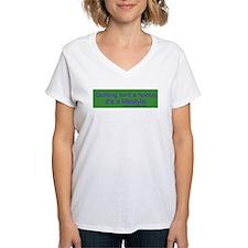 Cute Quilt guild Shirt