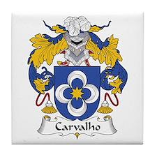 Carvalho Tile Coaster