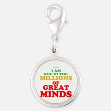 Great Minds Charms