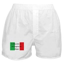 In Sicily Boxer Shorts