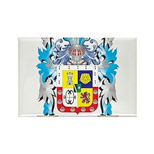 Paris Coat of Arms - Family Crest Magnets