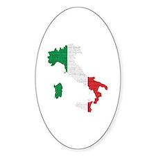 Unique Italien Decal