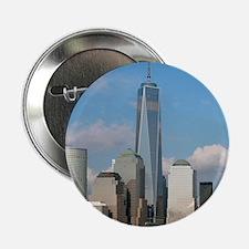 "Stunning new New York City skyline 2.25"" Button"
