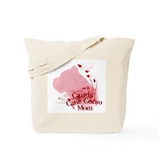 Cute Cane corso mom Tote Bag