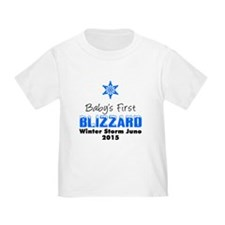 Baby's First Blizzard Juno T-Shirt
