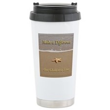 One Child at a Time Travel Mug