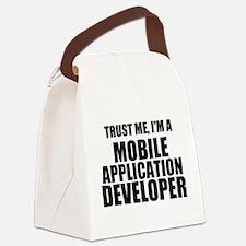 Trust Me, I'm A Mobile Application Developer Canva