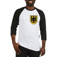 Germany: Heraldic Baseball Jersey (S shield)