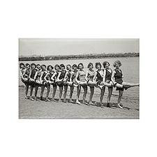 Bathing Beauties, 1923 Magnets