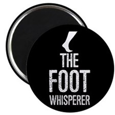 The Foot Whisperer Magnets