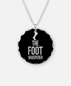 The Foot Whisperer Necklace