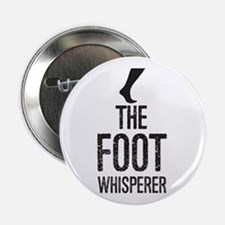 "The Foot Whisperer 2.25"" Button (10 pack)"